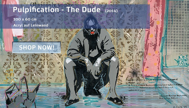 Pulpification - The Dude