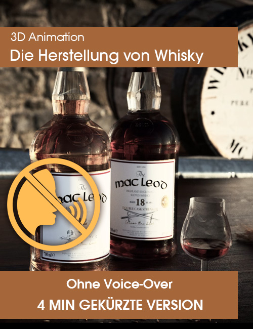 Whisky 4 Minuten ohne Voice-over